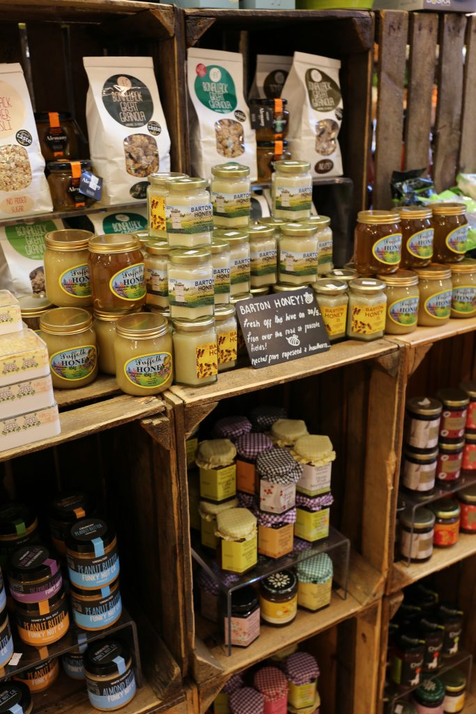 Barton Honey and some of the other products we have in store at burwash larder
